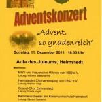Adventskonzert 2011