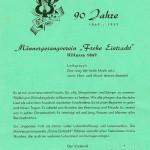 Festprogramm 1959