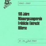 Festprogramm 1969